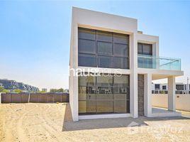 5 Bedrooms Villa for sale in Trevi, Dubai Ready for Handover!   Big Plot   Single Row   V2T