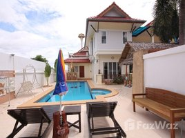 4 Bedrooms House for sale in Hua Hin City, Hua Hin Beautiful house with swimming pool
