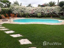 Marrakech Tensift Al Haouz Na Annakhil Magnifique villa meublée en location 4 卧室 别墅 租
