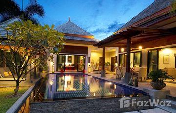 The Bell Pool Villa in Kamala, Phuket