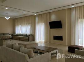 4 chambres Villa a louer à Sidi Bou Ot, Marrakech Tensift Al Haouz Villa moderne à louer à Marrakech