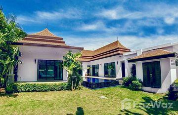 PHRA DA VILLAS in Pa Khlok, Phuket