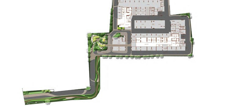 Master Plan of XT Huaikhwang - Photo 1