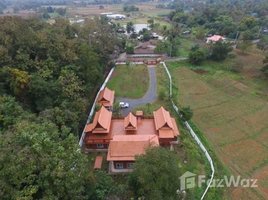 4 Bedrooms Villa for sale in Ban Sahakon, Chiang Mai 4 Bedroom Traditional Thai Style House for Sale in Mae On