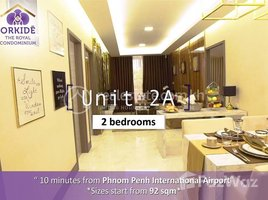 2 Bedrooms Property for sale in Phnom Penh Thmei, Phnom Penh Orkide The Royal Condominium