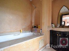 Marrakech Tensift Al Haouz Na Annakhil Marrakech Palmeraie villa à vendre 3 卧室 别墅 售