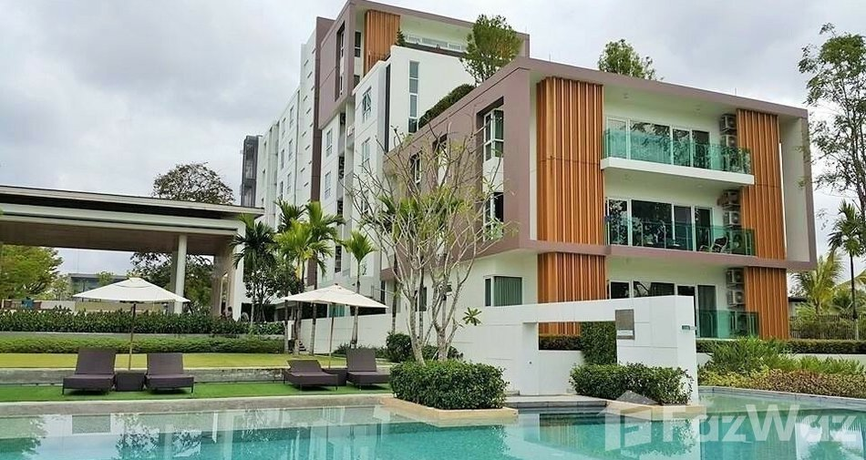 Condo & apartment projects in Chiang Mai - Serene Lake North 8