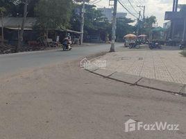 N/A Land for sale in Tan Tao, Ho Chi Minh City Cần Bán Lô Đất Đối Diện Chung Cư Lê Thành Tân Tạo, Mặt Tiền Đường Hồ Văn Long. Lh: +66 (0) 2 508 8780