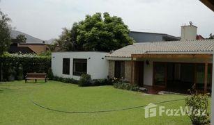 2 Habitaciones Propiedad en venta en La Molina, Lima José León Barandiarán (Ex-La Planicie)