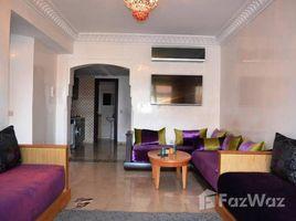 1 Bedroom Penthouse for rent in Na Menara Gueliz, Marrakech Tensift Al Haouz Location appartement meublé à l'hivernage + parking