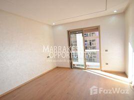 недвижимость, 2 спальни в аренду в Na Menara Gueliz, Marrakech Tensift Al Haouz appartement vide de haut standing a Guéliz