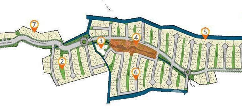 Master Plan of Ploenchit Collina - Photo 1