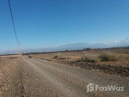 Marrakech Tensift Al Haouz Na Marrakech Medina terrain titré à vendre sur la route d'ourika km 16 N/A 土地 售