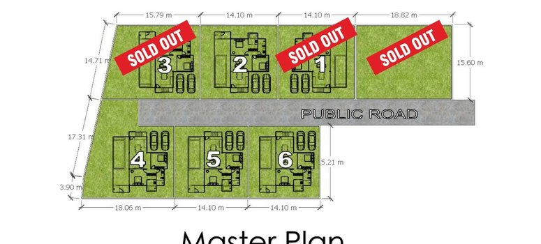 Master Plan of The Cube - Photo 1