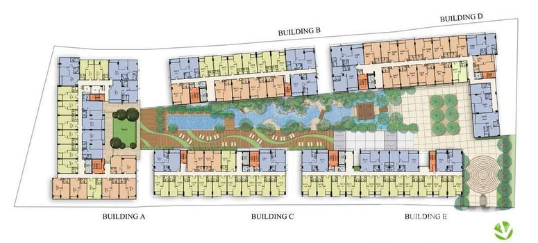 Master Plan of The Clover - Photo 1