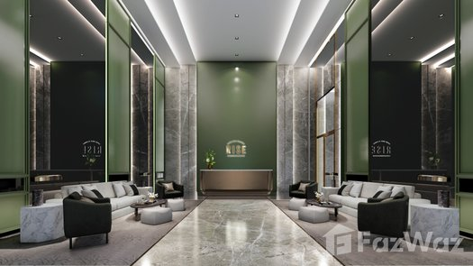 Photos 1 of the Reception / Lobby Area at Rise Charoennakhon Luxe Neo Classic