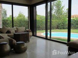 4 غرف النوم فيلا للبيع في NA (Annakhil), Marrakech - Tensift - Al Haouz Villa de 4 chambres dans un joli domaine