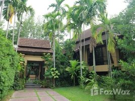 7 Bedrooms Property for sale in San Phak Wan, Chiang Mai 7 Bedroom Private House Lanna Style For Sale n Hang Dong