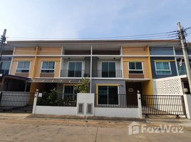 3 Bedrooms Townhouse for sale in Om Kret, Nonthaburi The Rich Ville Ratchaphruek - Rattanathibet