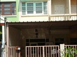 暖武里 曼卿 Townhouse for Rent in Soi Krungtepnon 1 2 卧室 联排别墅 租