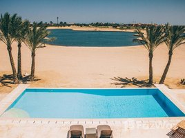 Al Bahr Al Ahmar Special Villa in Fanadir El Gouna Long term rent 4 卧室 房产 租