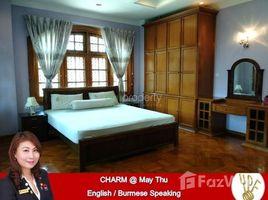 လှိုင်သာယာ, ရန်ကုန်တိုင်းဒေသကြီး 4 Bedroom House for rent in Kamayut, Yangon တွင် 4 အိပ်ခန်းများ အိမ်ခြံမြေ ငှားရန်အတွက်