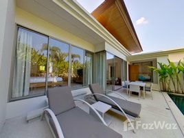 3 Bedrooms Villa for rent in Choeng Thale, Phuket Trichada Tropical