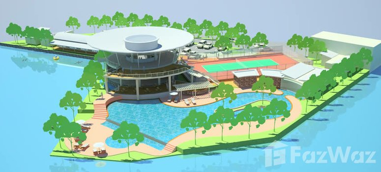 Master Plan of Chalong Miracle Lakeview - Photo 1