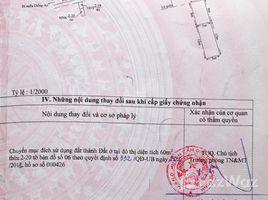 N/A Land for sale in Can Thanh, Ho Chi Minh City Bán lô đất mặt tiền đường Giống Ao. 5x 20m full thổ giá cho nhà đầu tư