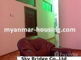 Yangon South Okkalapa 4 Bedroom House for sale in South Okkalapa, Yangon 4 卧室 屋 售