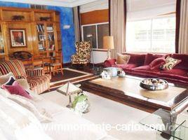 Rabat Sale Zemmour Zaer Na Agdal Riyad Villa neuve haut standing à louer au quartier Souissi RABAT 4 卧室 别墅 租