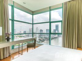 3 Bedrooms Condo for rent in Wat Phraya Krai, Bangkok Chatrium Residence Riverside
