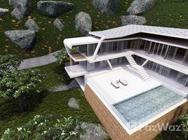 4 ห้องนอน บ้าน ขาย ใน มะเร็ต, เกาะสมุย Custom Build Sea View Villa