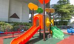 Outdoor Kids Zone at Chatrium Residence Riverside