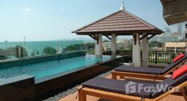 Available Units at Jomtien Beach Penthouses