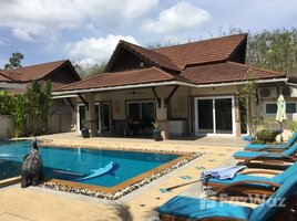 4 Bedrooms Villa for rent in Pa Khlok, Phuket Orchid Lane Mission Hill