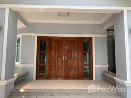 3 Bedrooms Villa for rent in Chak Angrae Leu, Phnom Penh 3bed plus maid room in Tonle Bassac