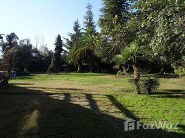 N/A Grundstück zu verkaufen in Santiago, Santiago Lo Barnechea