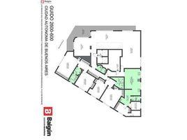 4 chambres Appartement a vendre à , Buenos Aires GUIDO al 2600