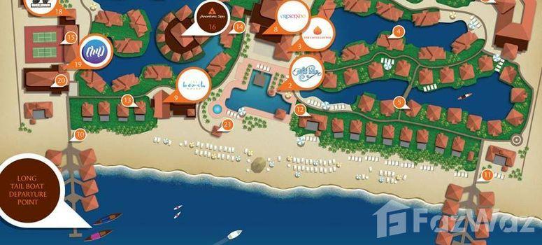 Master Plan of Anantara Residences - Photo 1