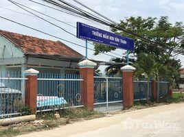 慶和省 Van Thanh Bán lô đất Vĩnh Thạnh, đường ô tô, gần chợ Ga N/A 土地 售