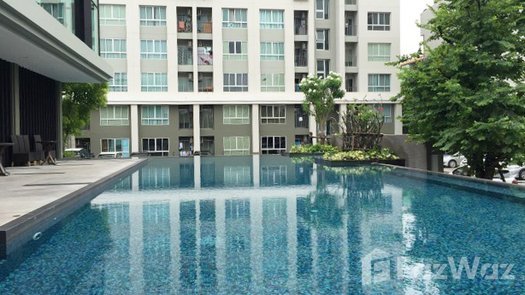 Photos 1 of the Communal Pool at D Condo Sathu Pradit 49