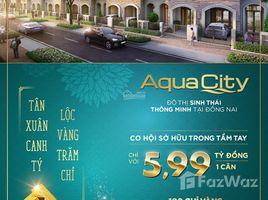 3 Bedrooms Villa for sale in Long Hung, Dong Nai Chính thức nhận booking nhà phố Aqua City 6*20m, 5,9 tỷ, ưu đãi booking sớm lên đến 100 chỉ vàng