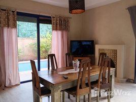 4 chambres Villa a louer à Sidi Bou Ot, Marrakech Tensift Al Haouz Villa 4 chambres avec piscine/LOUE .