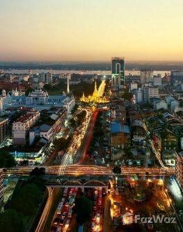 Properties for sale in in Yangon, Myanmar