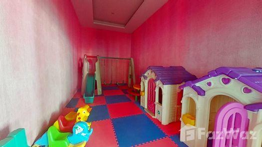 3D Walkthrough of the Indoor Kids Zone at Vasu The Residence