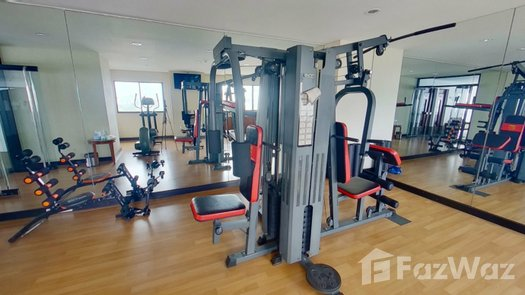3D Walkthrough of the Communal Gym at United Tower