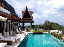 4 Bedrooms Villa for rent in Choeng Thale, Phuket Baan Thai Surin Hill