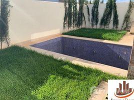 Grand Casablanca Bouskoura Jolie villa bande à vendre à Dar Bouazza4 CH 4 卧室 别墅 售