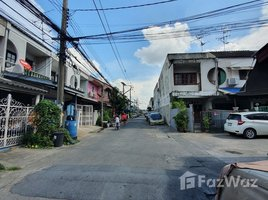 2 Bedrooms House for sale in Saphan Sung, Bangkok Townhouse for sale